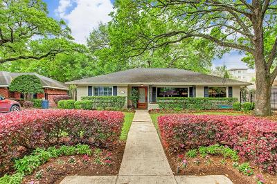Houston Single Family Home For Sale: 4731 Devon Street