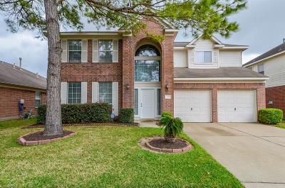 Katy Single Family Home For Sale: 2218 Trotter Drive