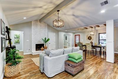 Houston Single Family Home For Sale: 14110 Pinerock Lane