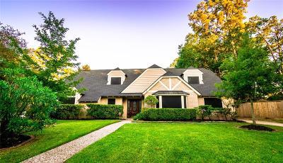 Harris County Single Family Home For Sale: 1715 Castlerock Drive
