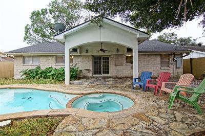 Houston Single Family Home For Sale: 5802 Ariel Street
