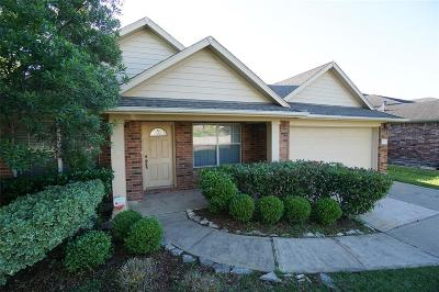 Pearland Single Family Home For Sale: 3104 Keithwood Drive
