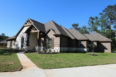 Magnolia Single Family Home For Sale: 28054 Chuckwagon