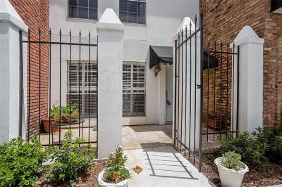 Houston TX Condo/Townhouse For Sale: $229,000