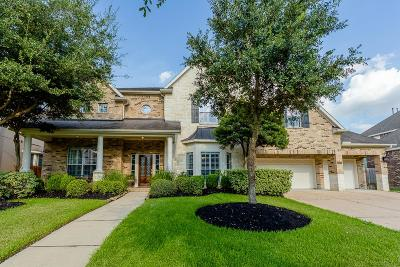 Cypress Single Family Home For Sale: 16710 S Swirling Cloud Court
