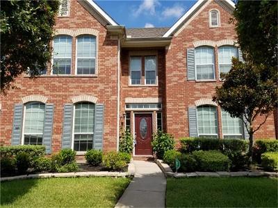 Single Family Home For Sale: 8406 Glenn Leigh