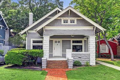 Montrose Single Family Home For Sale: 2606 Whitney Street