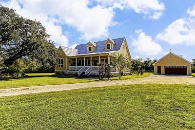 Fayette County Farm & Ranch For Sale: 7655 Fm 609