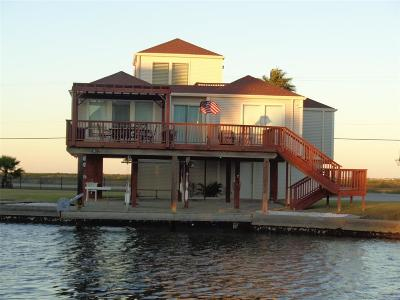 Jamaica Beach Single Family Home For Sale: 4817 Jolly Roger