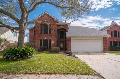Friendswood Single Family Home For Sale: 3107 Signal Hill Drive