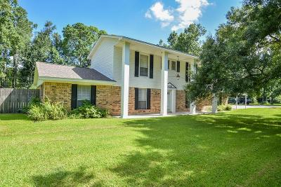 Huffman Single Family Home For Sale: 1919 Oak Manor Drive