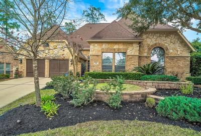 The Woodlands Single Family Home For Sale: 14 Violetta Court