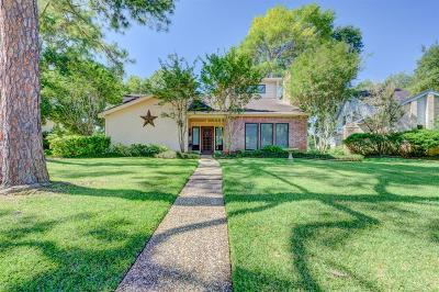 Houston Single Family Home For Sale: 7115 Quail Field Drive