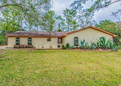 Brazoria Single Family Home For Sale: 1115 County Road 769