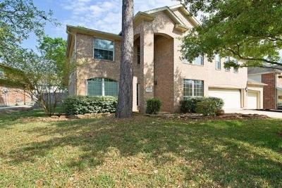 Humble Single Family Home For Sale: 18522 Timber Shores Lane