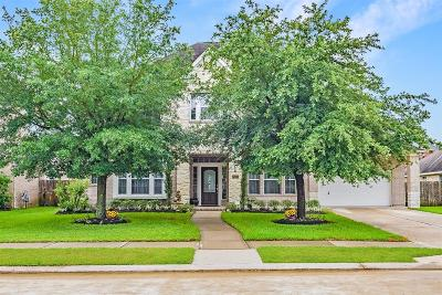 Katy Single Family Home For Sale: 26611 Boulder Cove Court