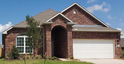 Montgomery Single Family Home For Sale: 19020 Villa Lane
