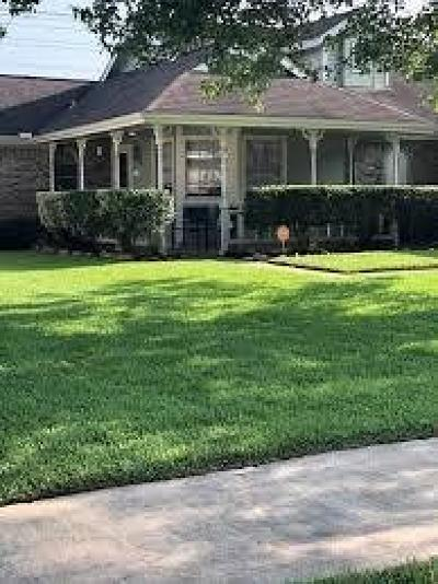 Deer Park Single Family Home For Sale: 2006 Willowbend Drive
