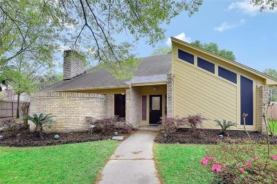 Single Family Home For Sale: 15827 Seven Springs Drive