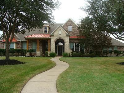 Cypress Single Family Home For Sale: 17607 Lasting Rose Drive