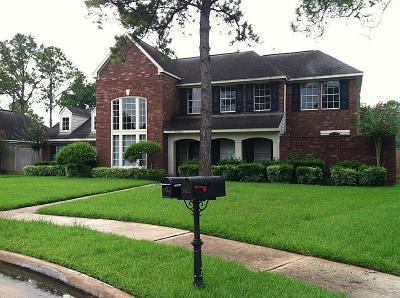 Galveston County Rental For Rent: 604 Fernwood Drive