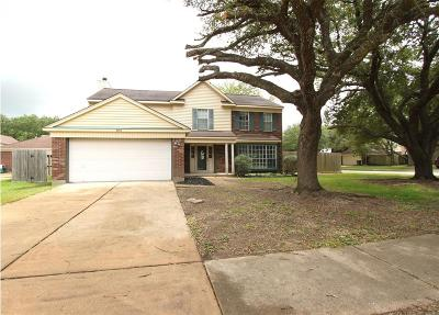 Pearland Single Family Home For Sale: 4009 Spring Branch Drive W