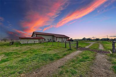 Fayette County Farm & Ranch For Sale: 9490 Laird Road