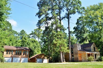San Jacinto County Single Family Home For Sale: 40 Pine Shadows Lane