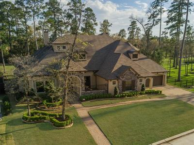 Spring Single Family Home For Sale: 6907 Pennwell Drive