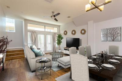 Condo/Townhouse For Sale: 131 E 2nd Street