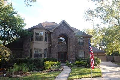 Houston Single Family Home For Sale: 2206 Meadow Gardens Drive