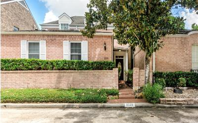 Houston Single Family Home For Sale: 9528 Bayou Brook Street