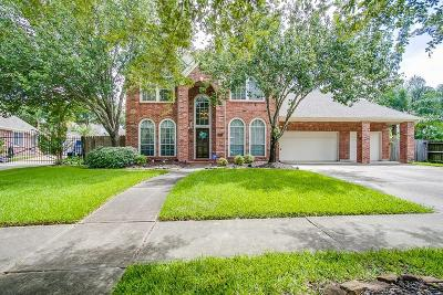 League City TX Single Family Home For Sale: $335,000