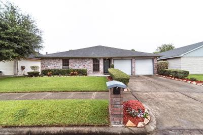 Channelview Single Family Home For Sale: 1434 Willersley Lane