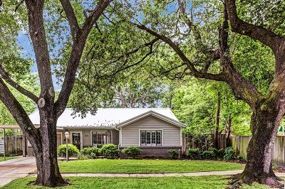 Houston Single Family Home For Sale: 1902 Coulcrest Drive