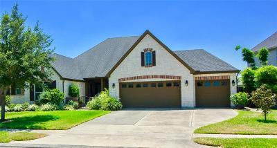 Fulshear Single Family Home For Sale: 3503 Walker Falls Lane