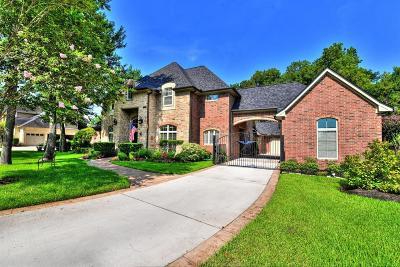 Richmond Single Family Home For Sale: 2615 Creektrail Lane
