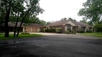 Pearland Single Family Home For Sale: 2426 Garden Road