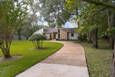 Friendswood Single Family Home For Sale: 2402 Pine Drive