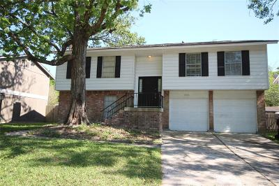 Kingwood Single Family Home For Sale: 3034 Sycamore Springs Drive