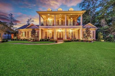 Spring Single Family Home For Sale: 7510 Kalebs Pond Court