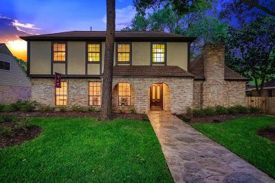 Katy TX Single Family Home For Sale: $268,500