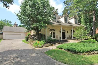 Kingwood Single Family Home For Sale: 2707 Evergreen Cliff Trail