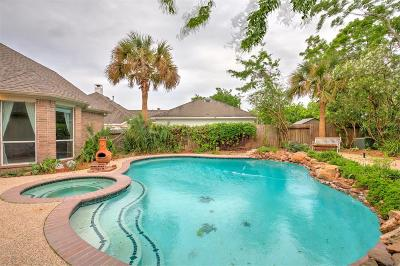 League City Single Family Home For Sale: 415 Blossomwood Drive