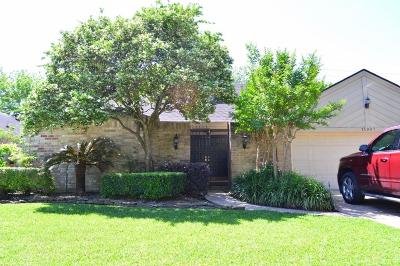 Houston Single Family Home For Sale: 13907 Swiss Hill Drive