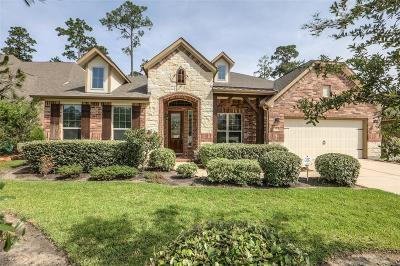 Tomball Single Family Home For Sale: 46 Caprice Bend Place