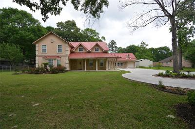 New Caney Single Family Home For Sale: 2 Sweet Gum Street