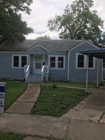 Houston Single Family Home For Sale: 915 Dorothy Street