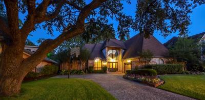 Houston TX Single Family Home For Sale: $1,200,000