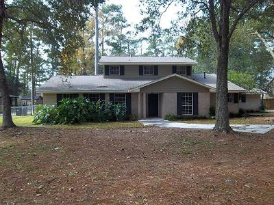 Liberty Single Family Home For Sale: 527 Wallisville